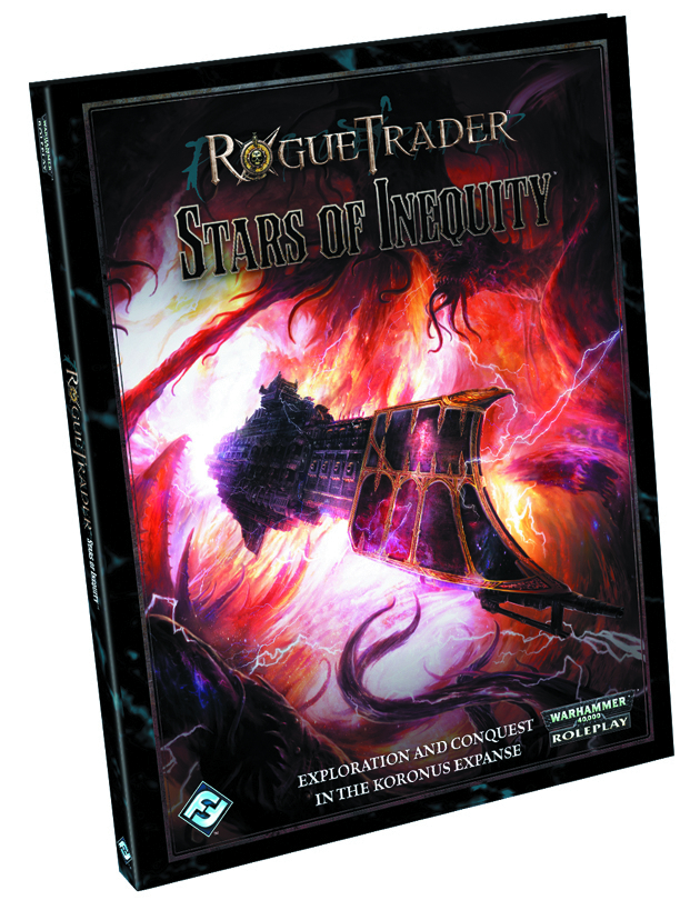 WH40K ROGUE TRADER RPG STARS OF INEQUITY