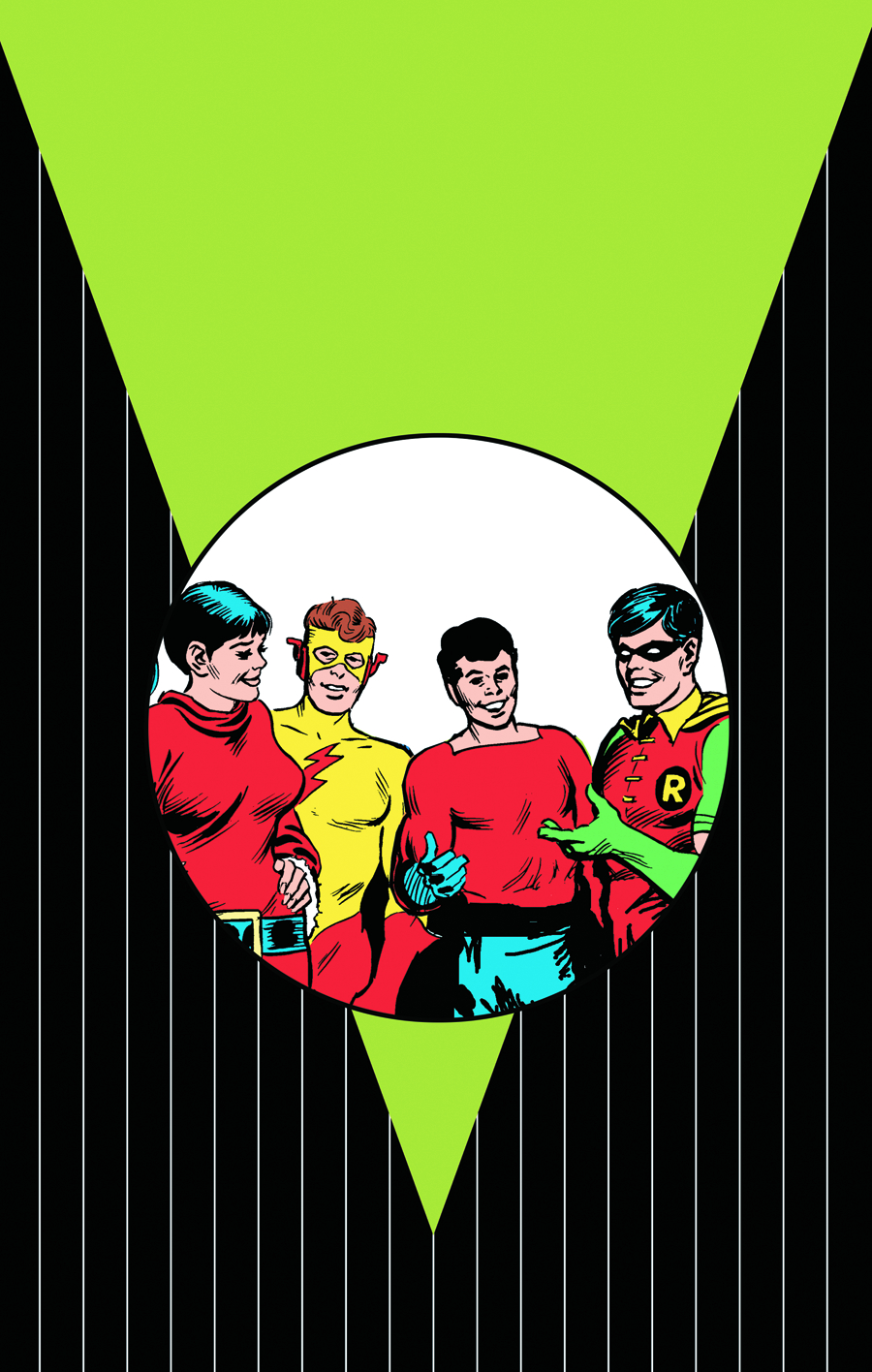 SILVER AGE TEEN TITANS ARCHIVES HC VOL 02