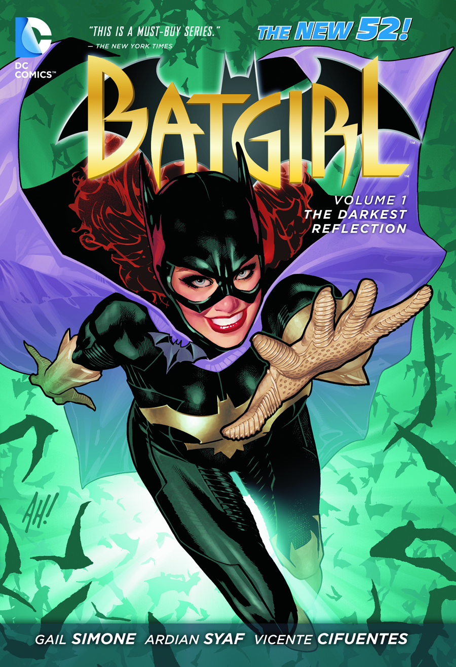 BATGIRL TP VOL 01 THE DARKEST REFLECTION (N52 #1-6)