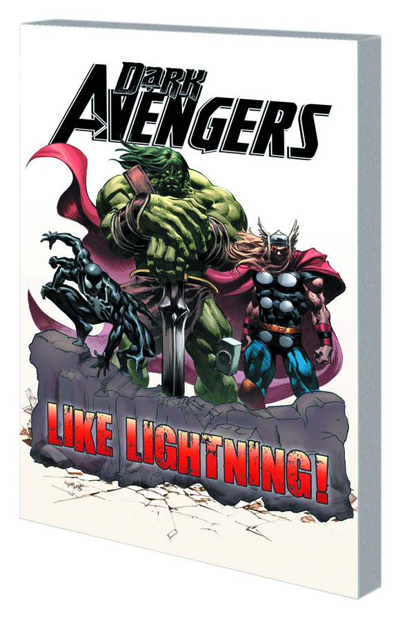 DARK AVENGERS END IS BEGINNING TP