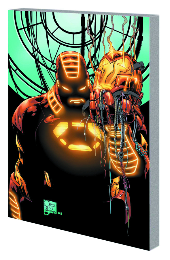 IRON MAN BY JOE QUESADA TP