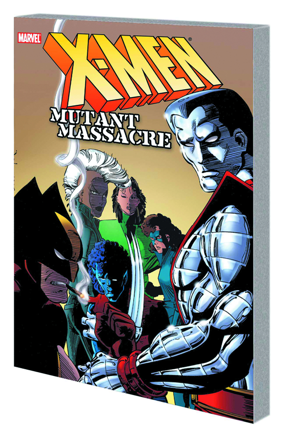 X-MEN MUTANT MASSACRE TP NEW PTG