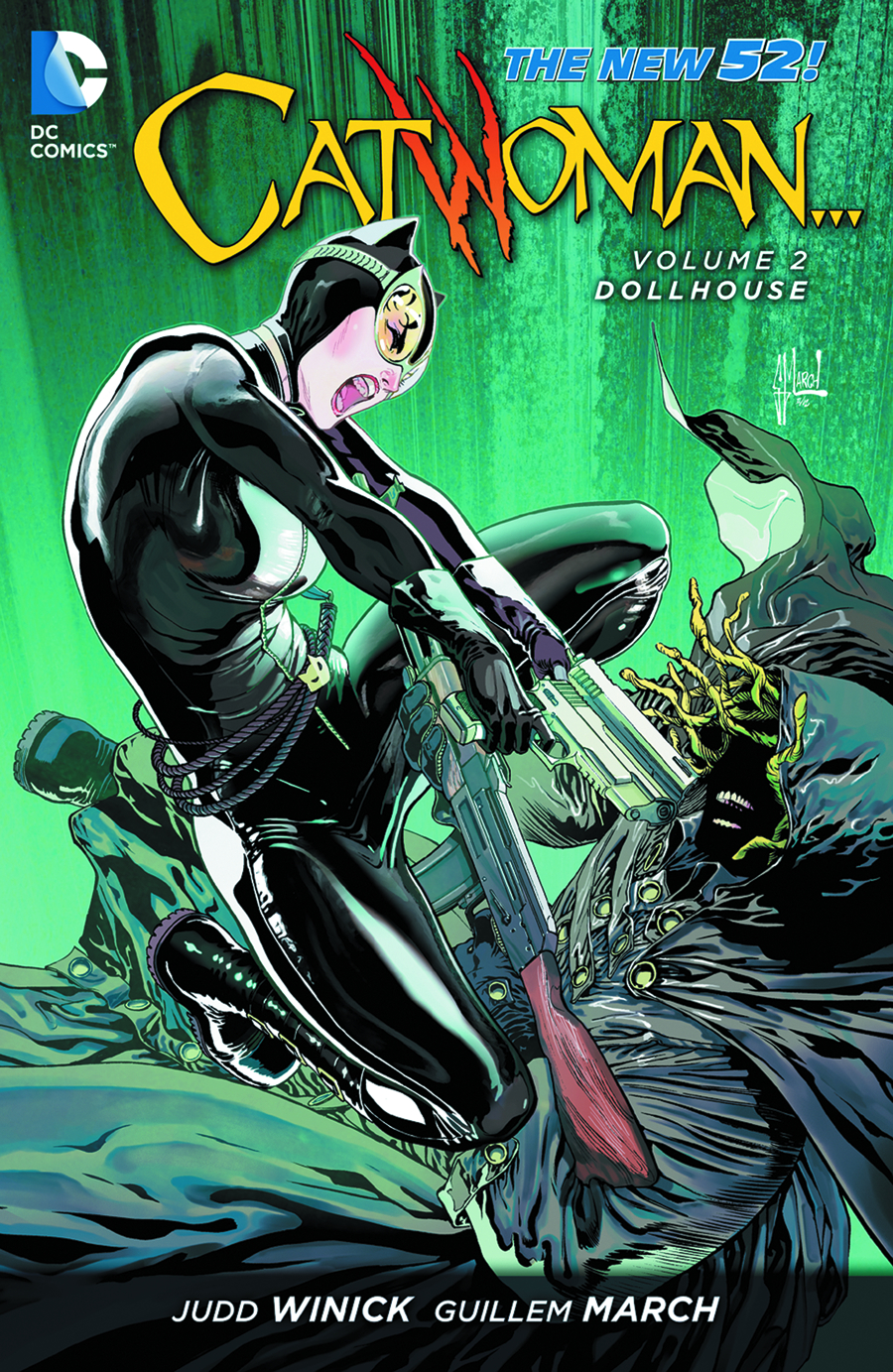 CATWOMAN TP VOL 02 DOLLHOUSE