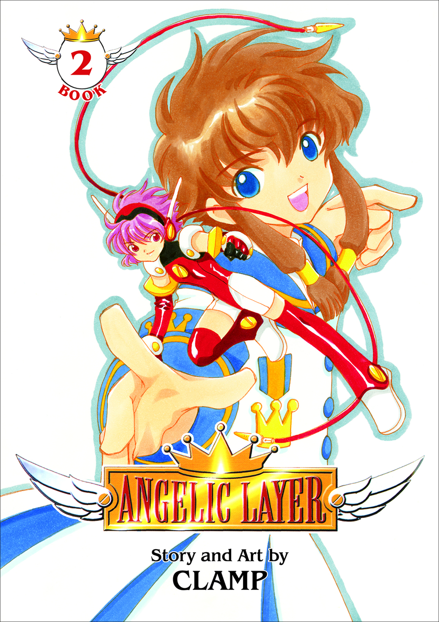 ANGELIC LAYER TP BOOK 02 (NOV120066)