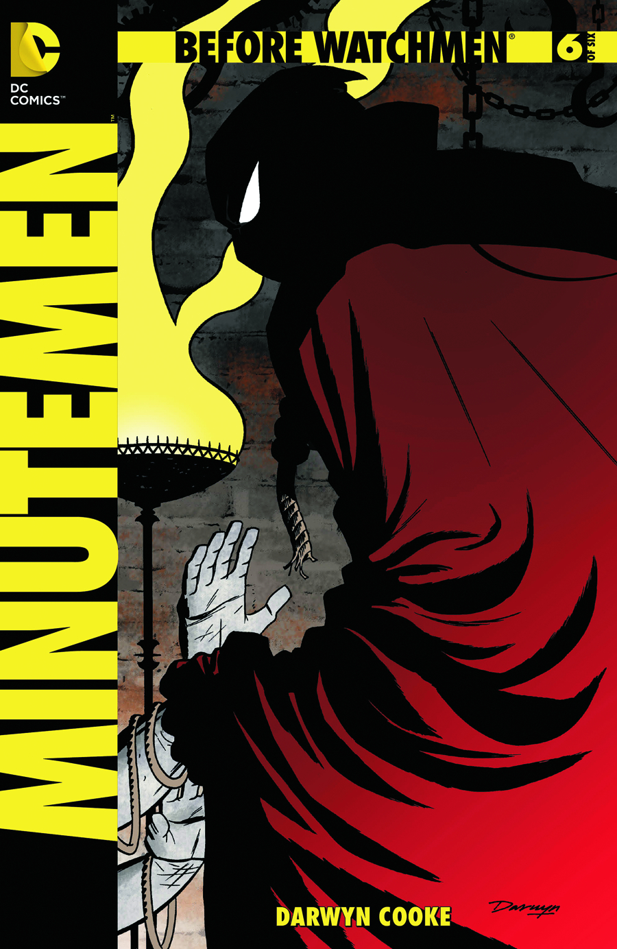 BEFORE WATCHMEN MINUTEMEN #6 (OF 6)