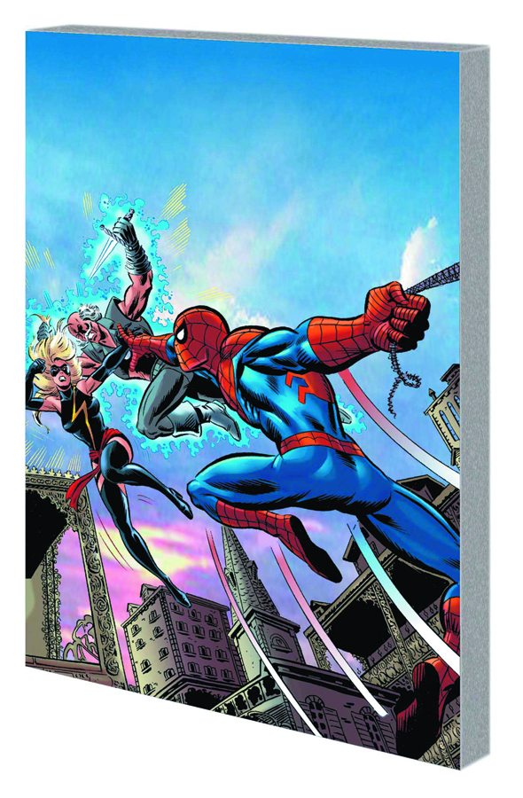 ESSENTIAL MARVEL TEAM UP TP VOL 04