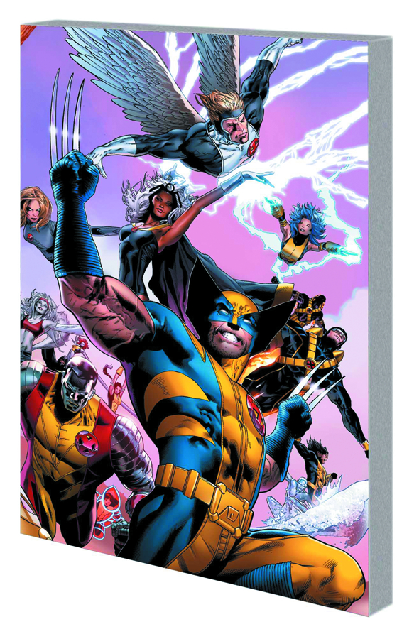 UNCANNY X-MEN COMPLETE COLL BY FRACTION TP VOL 01