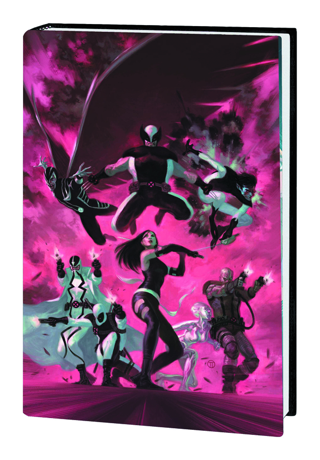 UNCANNY X-FORCE PREM HC BOOK 02 FINAL EXECUTION