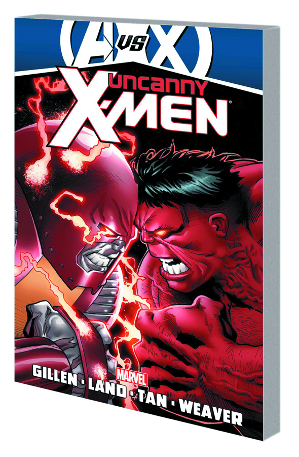 UNCANNY X-MEN BY KIERON GILLEN TP VOL 03 AVX