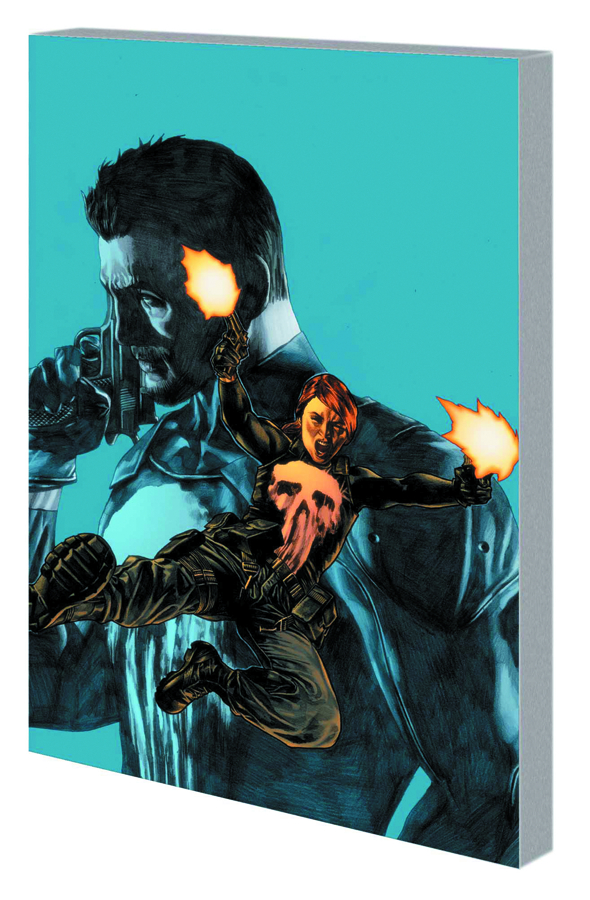 PUNISHER BY GREG RUCKA TP VOL 03