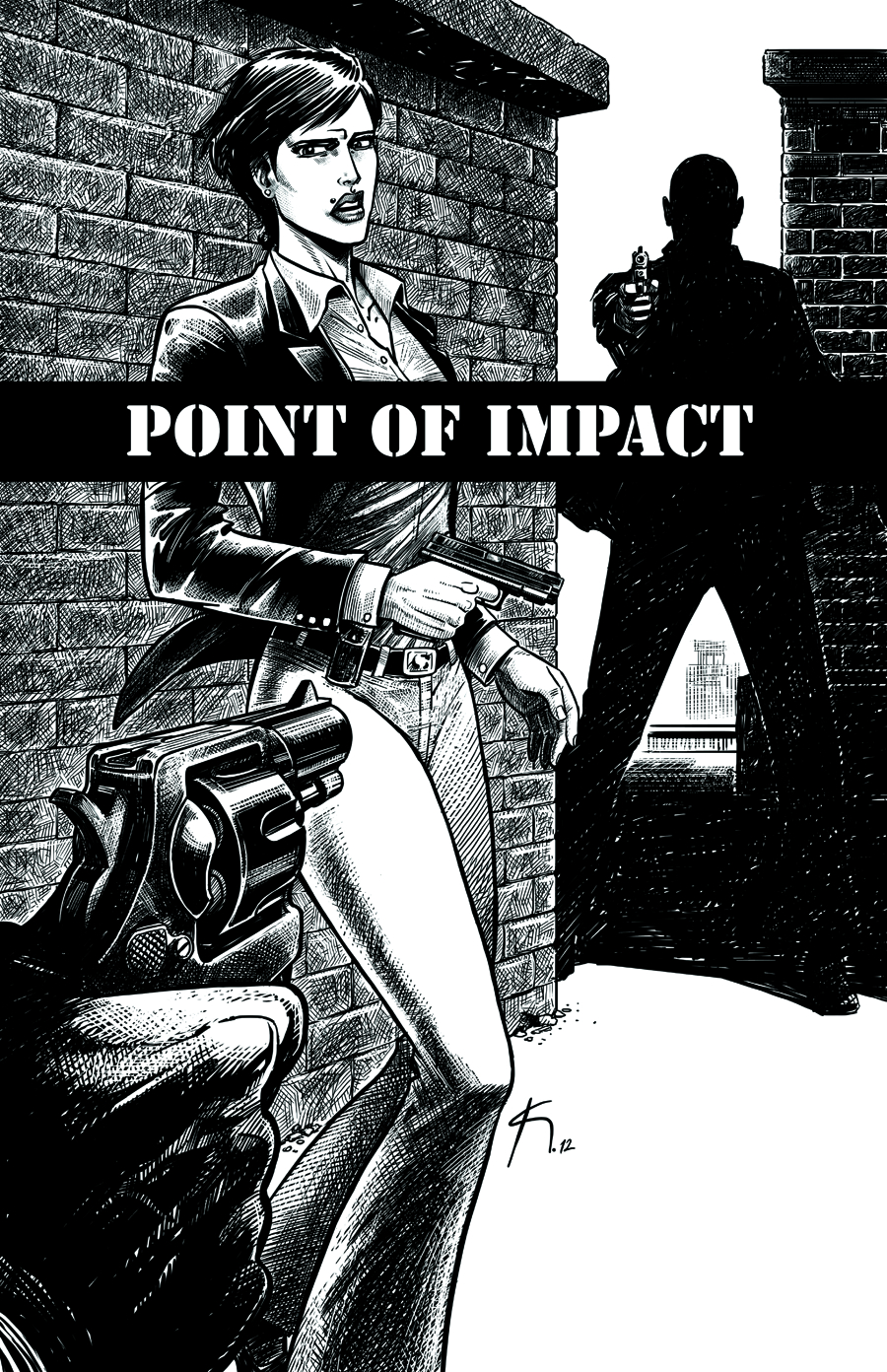 POINT OF IMPACT #4 (OF 4)