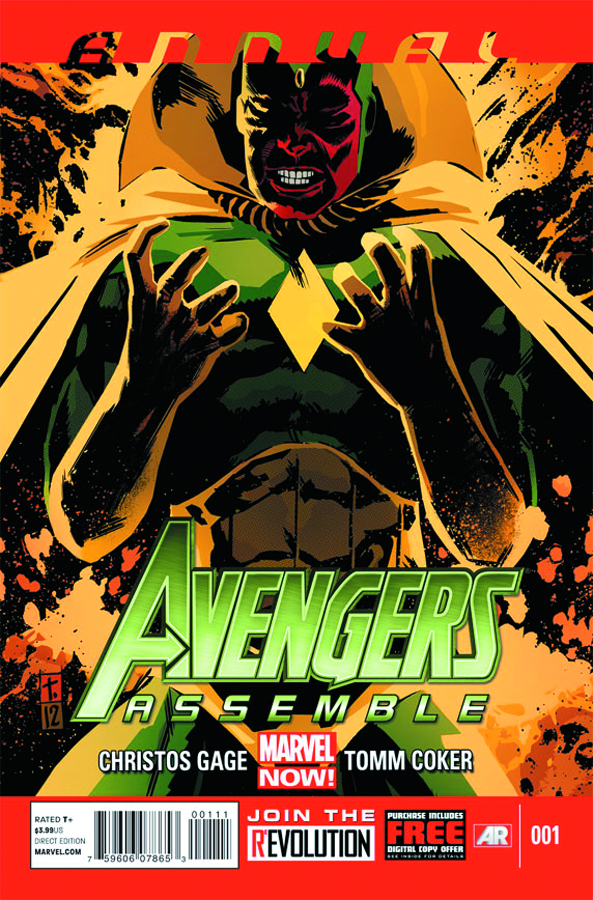 AVENGERS ASSEMBLE ANNUAL #1 NOW