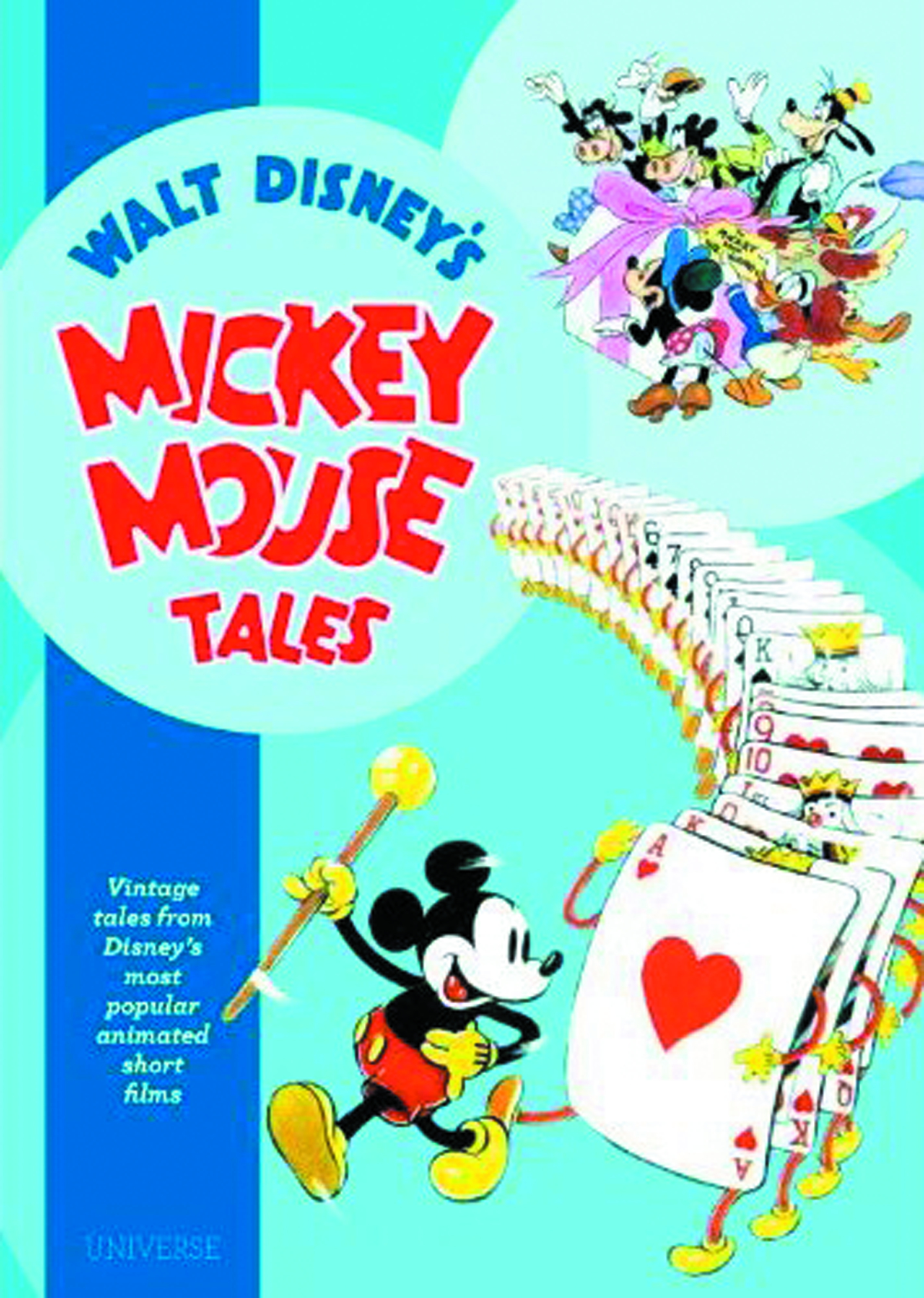 WALT DISNEYS MICKEY MOUSE TALES HC