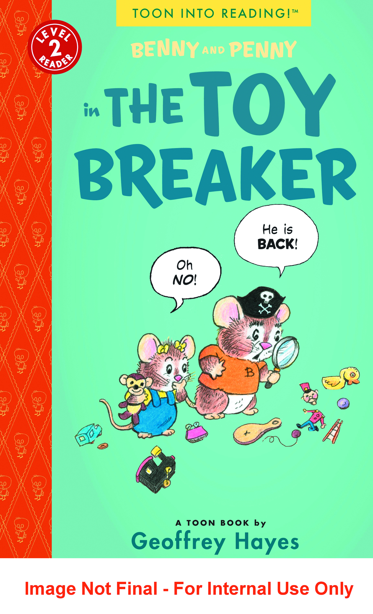 BENNY AND PENNY TOY BREAKER TP