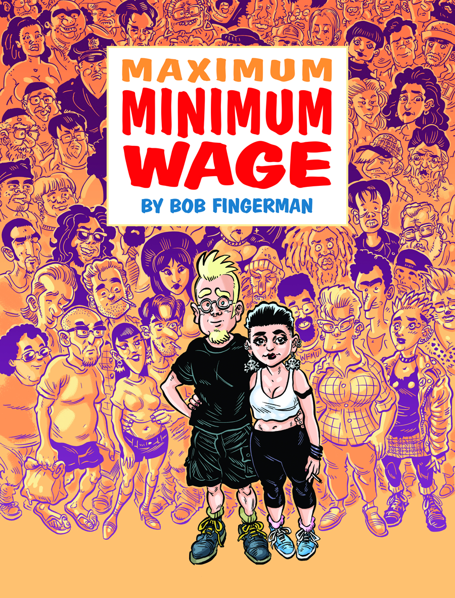 MAXIMUM MINIMUM WAGE HC