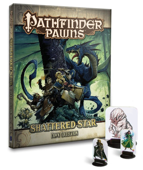 PATHFINDER RPG SHATTERED STAR ADV PATH PAWN COLL