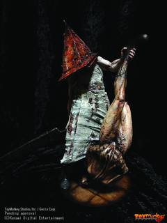 SILENT HILL 2 RED PYRAMID THING 1/6 STATUE