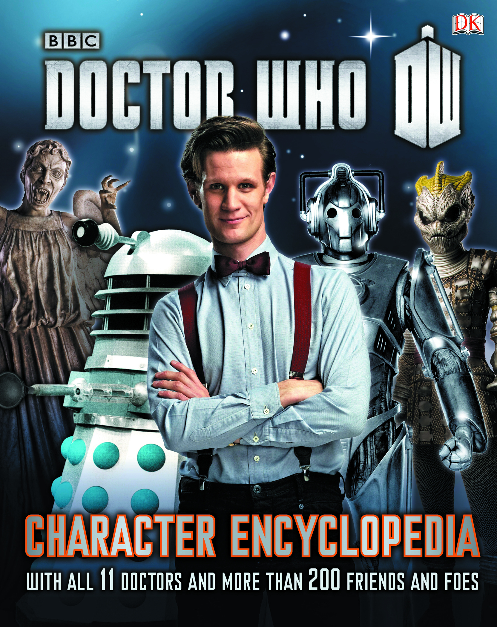 DOCTOR WHO CHARACTER ENCYCLOPEDIA HC
