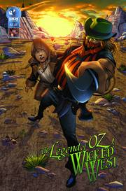 LEGEND OF OZ THE WICKED WEST ONGOING #5
