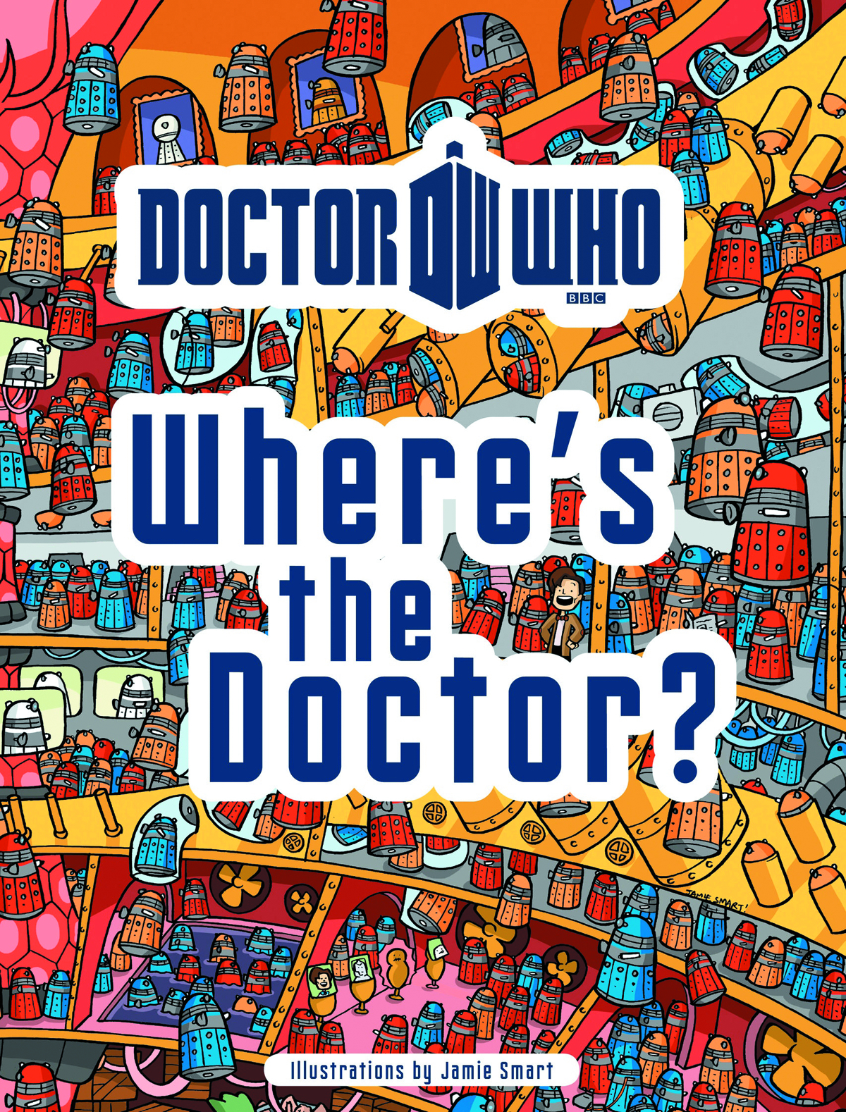 (USE OCT169140) DOCTOR WHO WHERES THE DOCTOR SC