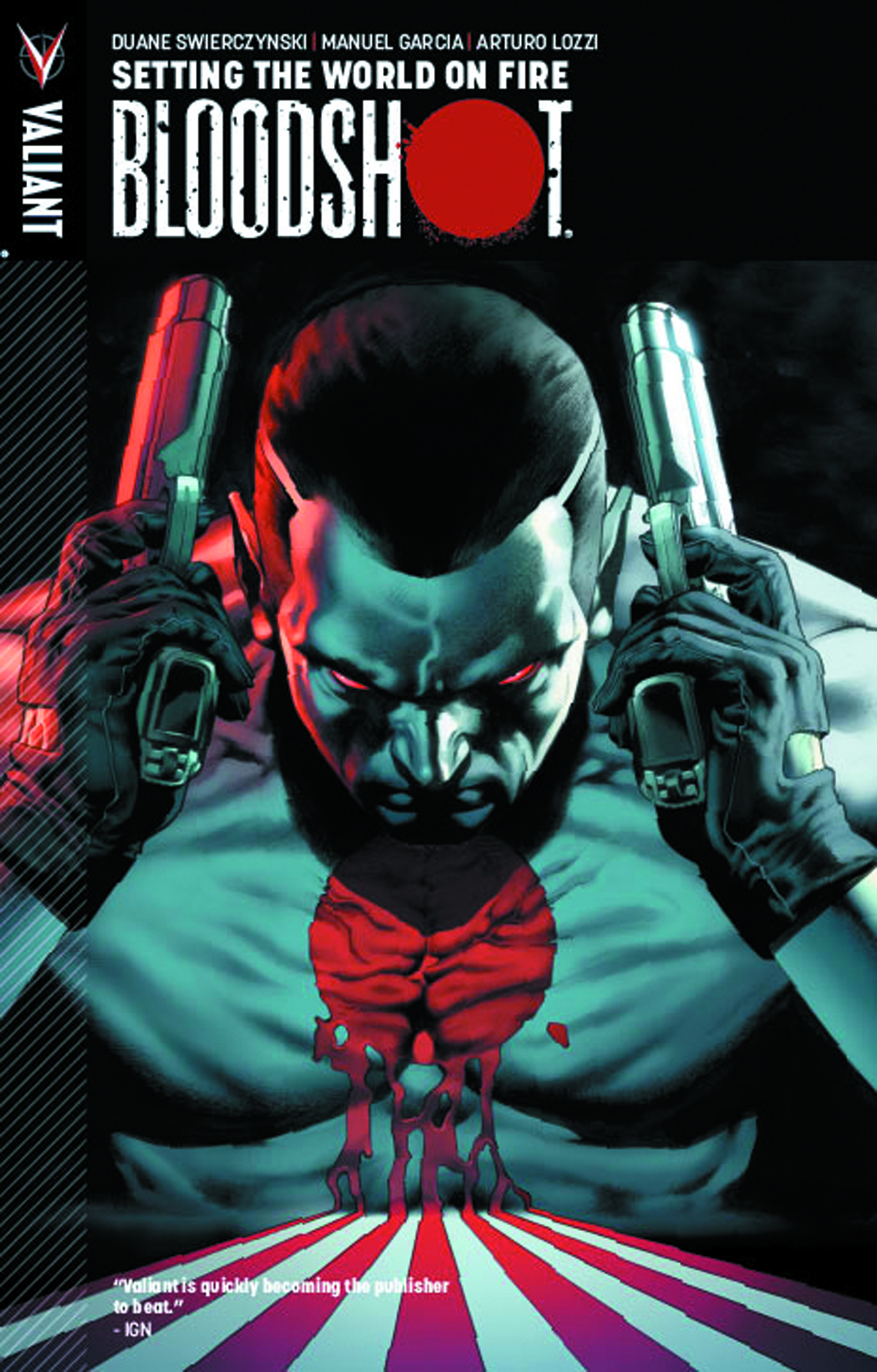 BLOODSHOT (ONGOING) TP VOL 01 (#1-4)