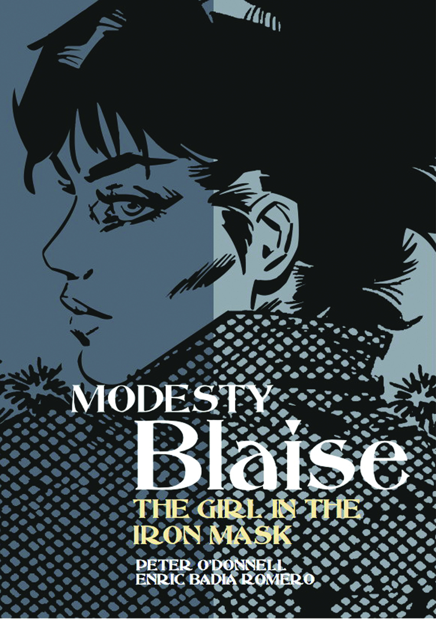 MODESTY BLAISE TP VOL 23 GIRL IN IRON MASK