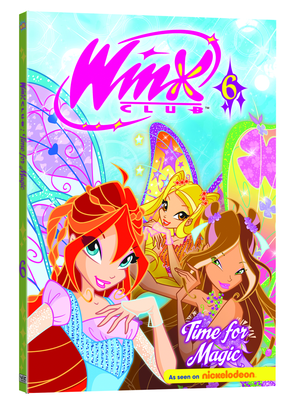 WINX CLUB GN VOL 06 TIME MAGIC
