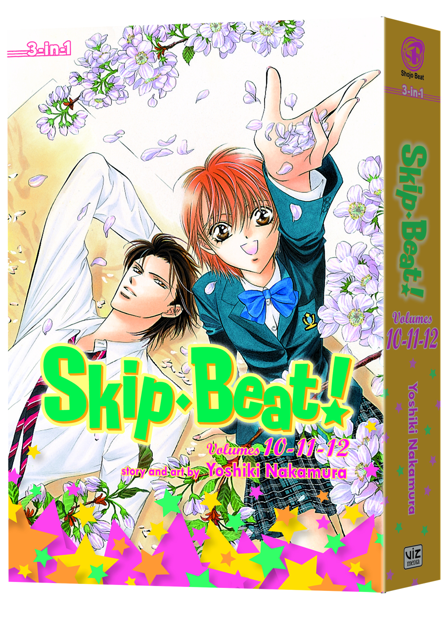 SKIP BEAT 3IN1 TP VOL 04