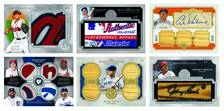 TOPPS 2013 MUSEUM COLLECTION BASEBALL T/C BOX