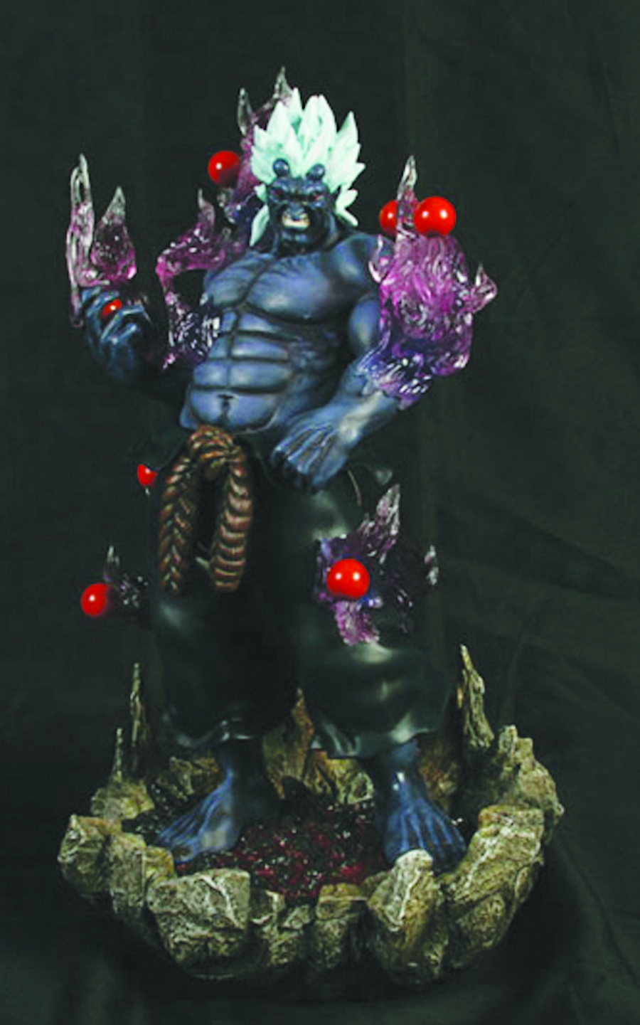 STREET FIGHTER 4 ONI RESIN STATUE