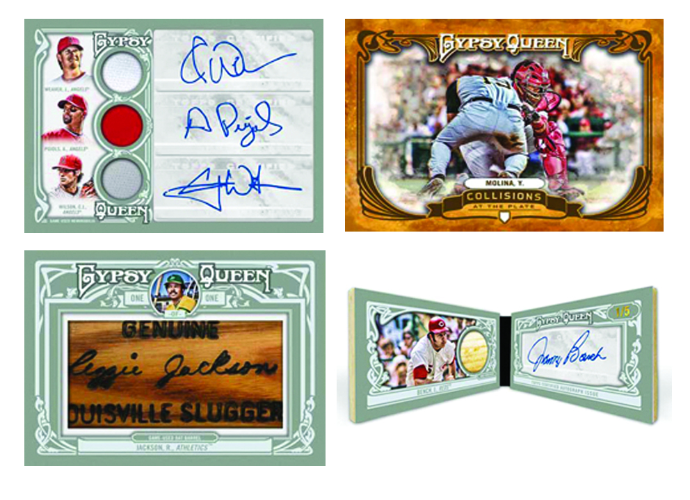TOPPS 2013 GYPSY QUEEN BASEBALL T/C BOX