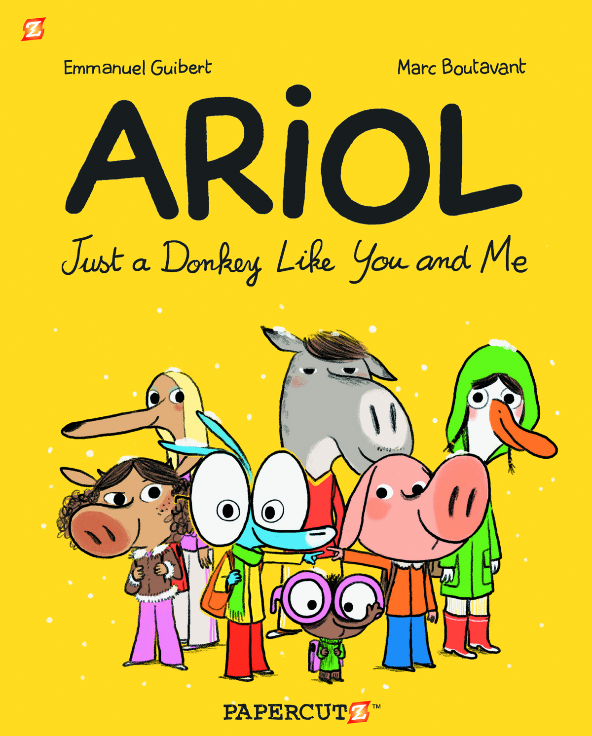 ARIOL SC VOL 01 JUST A DONKEY LIKE YOU & ME