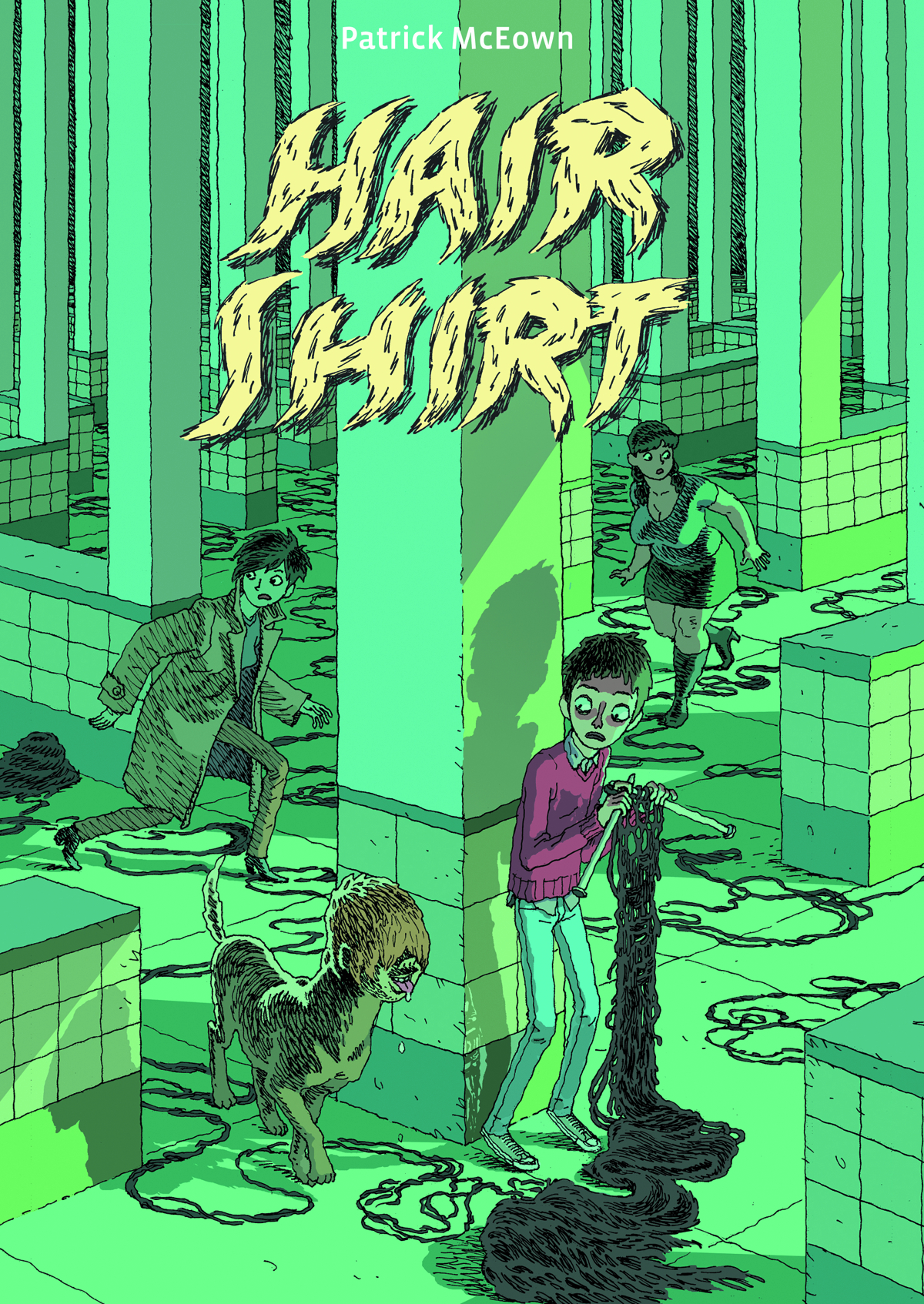 HAIRSHIRT HC GN