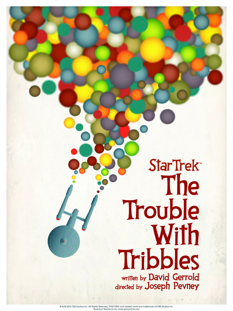 STAR TREK TOS ART PRINTS SET 3