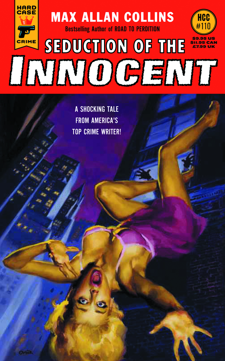SEDUCTION OF THE INNOCENT CRIME NOVEL MMPB