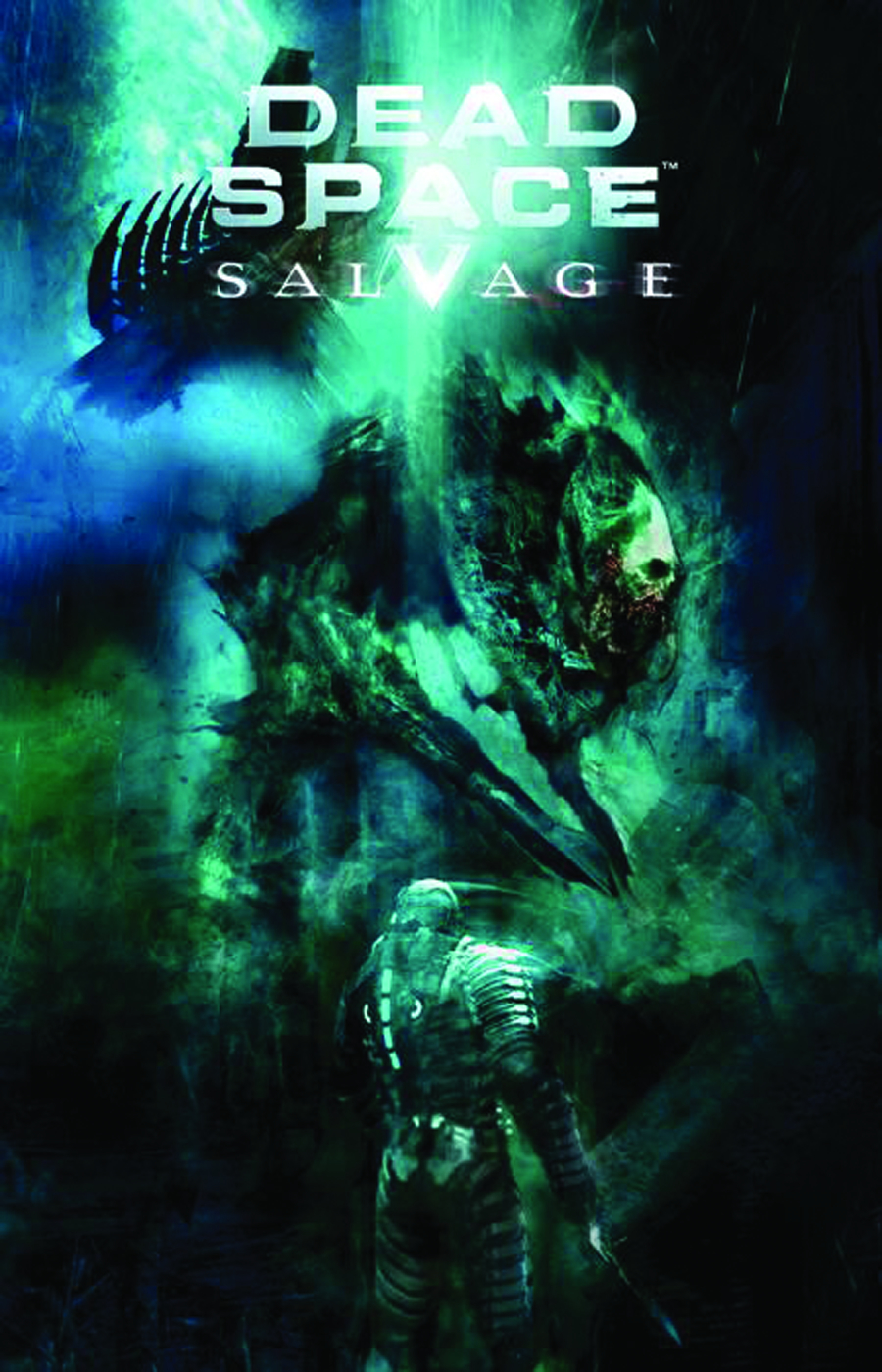 DEAD SPACE SALVAGE TITAN ED TP