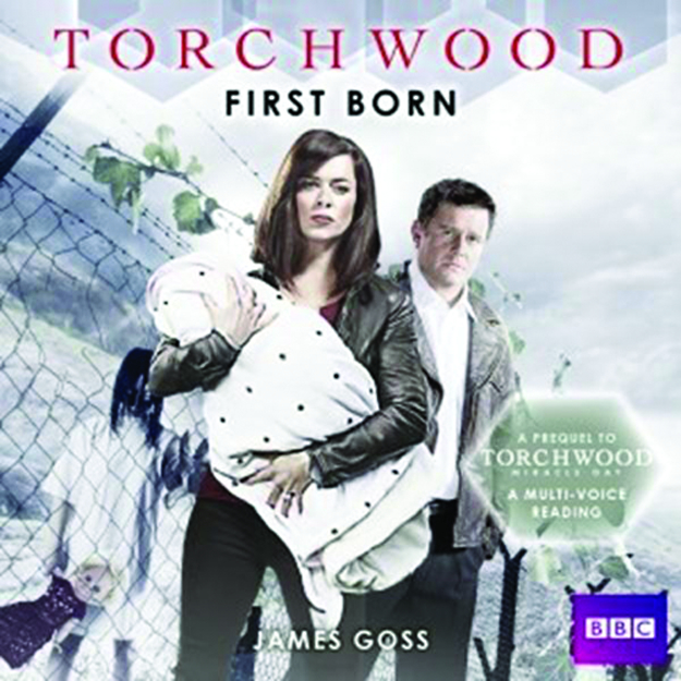 TORCHWOOD FIRST BORN AUDIO CD