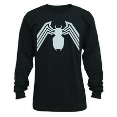 VENOM SYMBOL PX BLACK THERMAL SHIRT XL