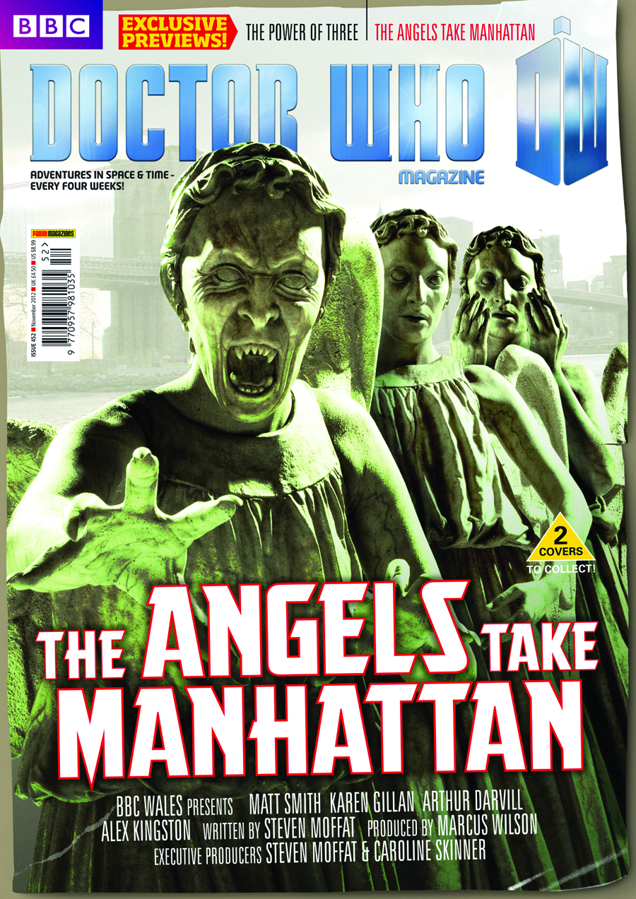 DOCTOR WHO MAGAZINE #457