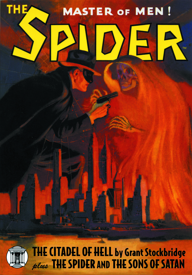 SPIDER DOUBLE NOVEL #1