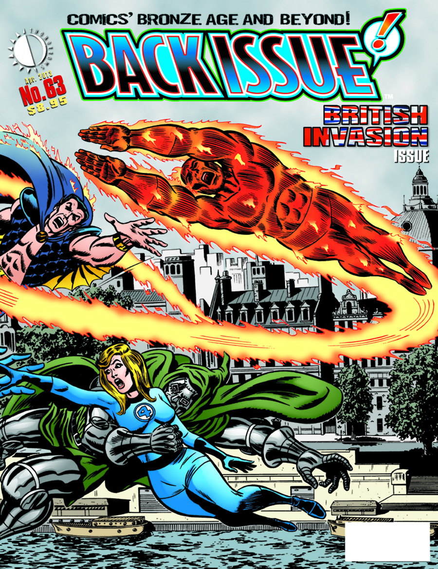 BACK ISSUE #63