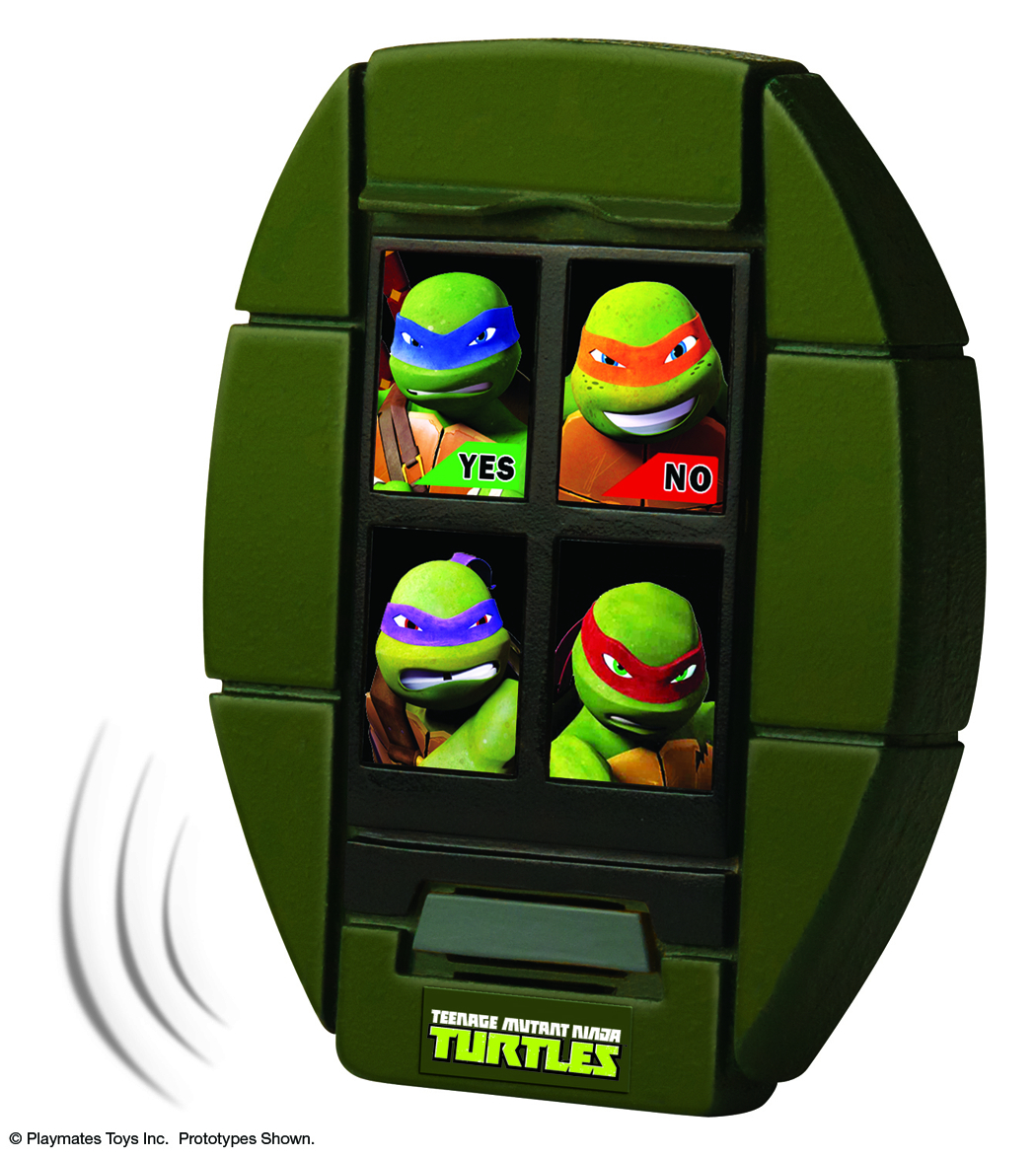 TMNT T-PHONE 6-PC CS