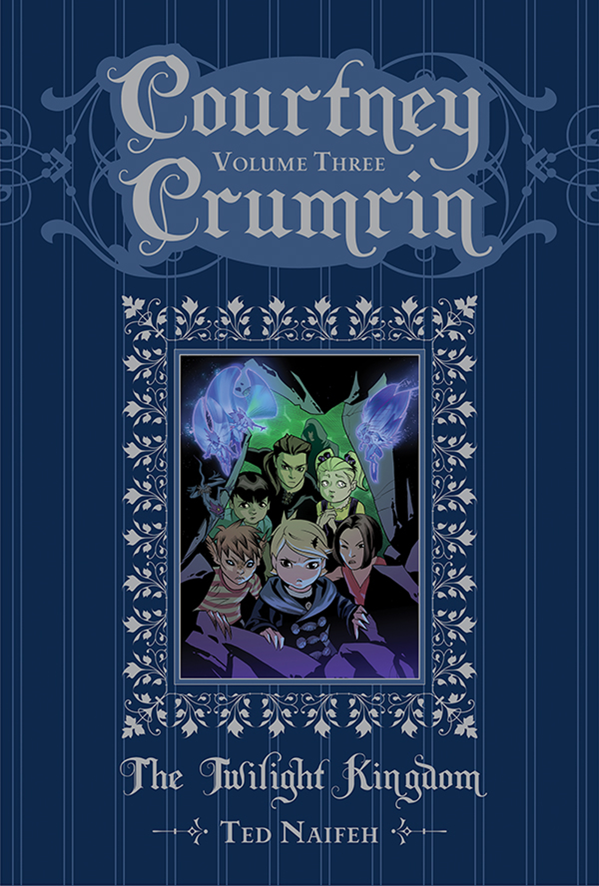 COURTNEY CRUMRIN SPEC ED HC VOL 03