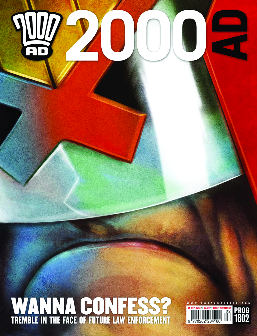 2000 AD PACK FEB 2013