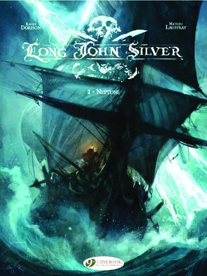 LONG JOHN SILVER GN VOL 02 NEPTUNE