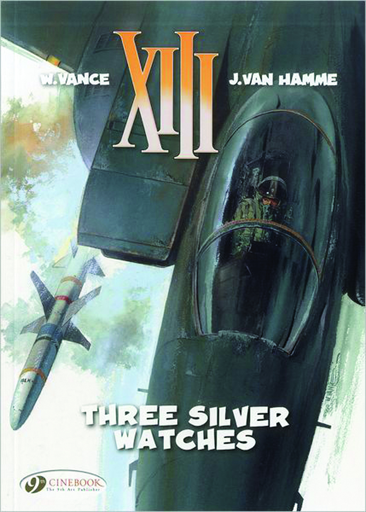 XIII CINEBOOK ED GN VOL 11 THREE SILVER WATCHES