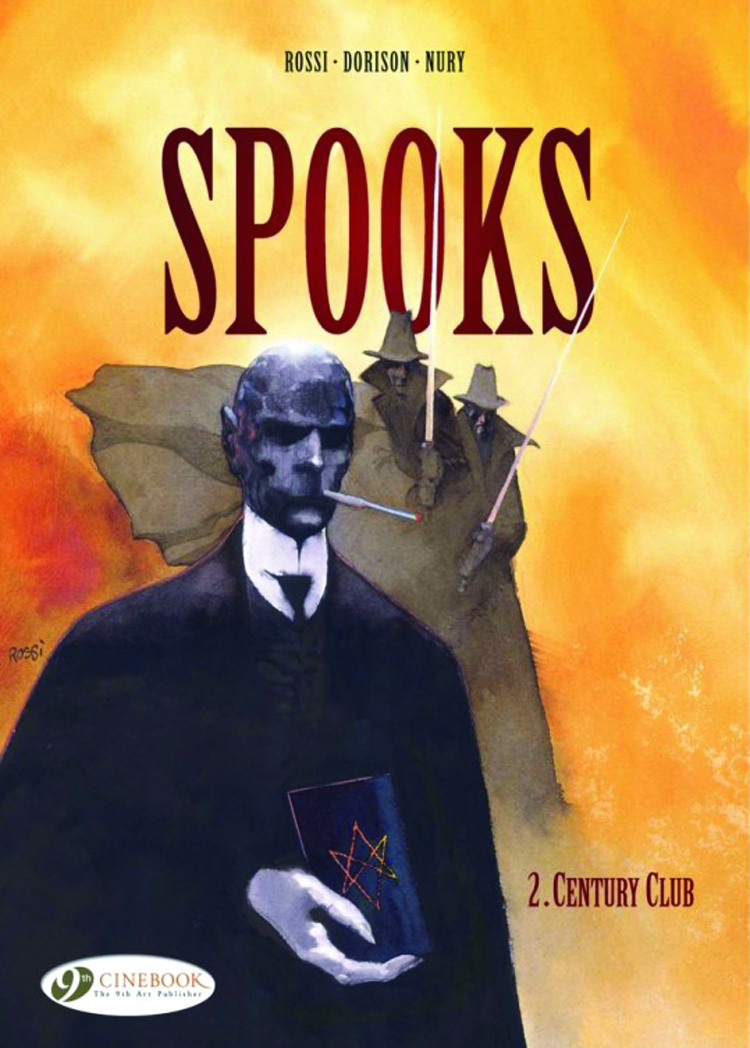 SPOOKS GN VOL 02 CENTURY CLUB