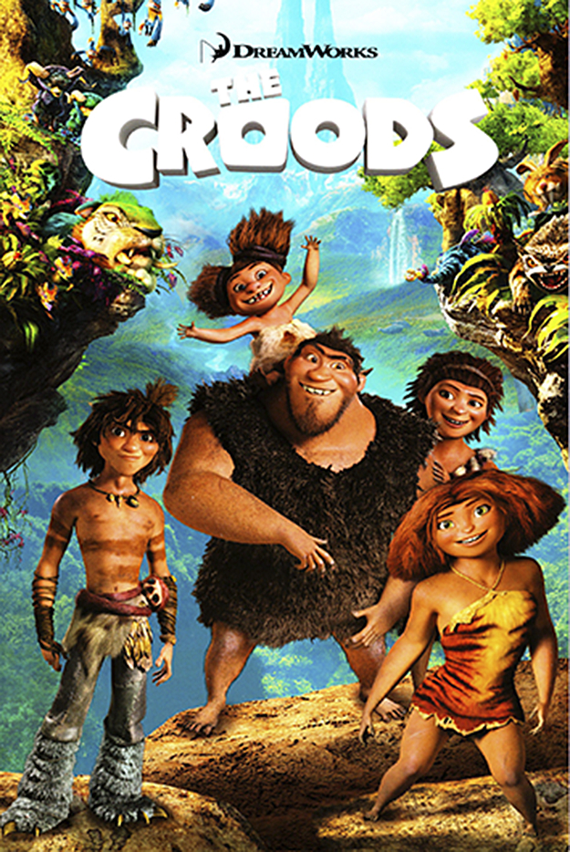 CROODS PREQUEL DIGEST GN