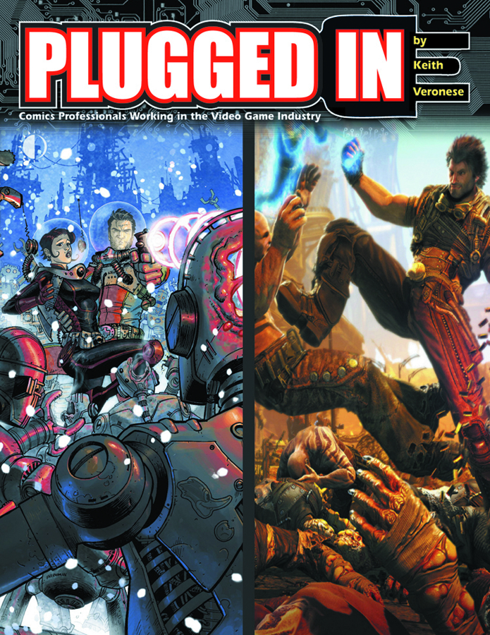 PLUGGED IN COMICS I/T VIDEO GAME INDUSTRY SC
