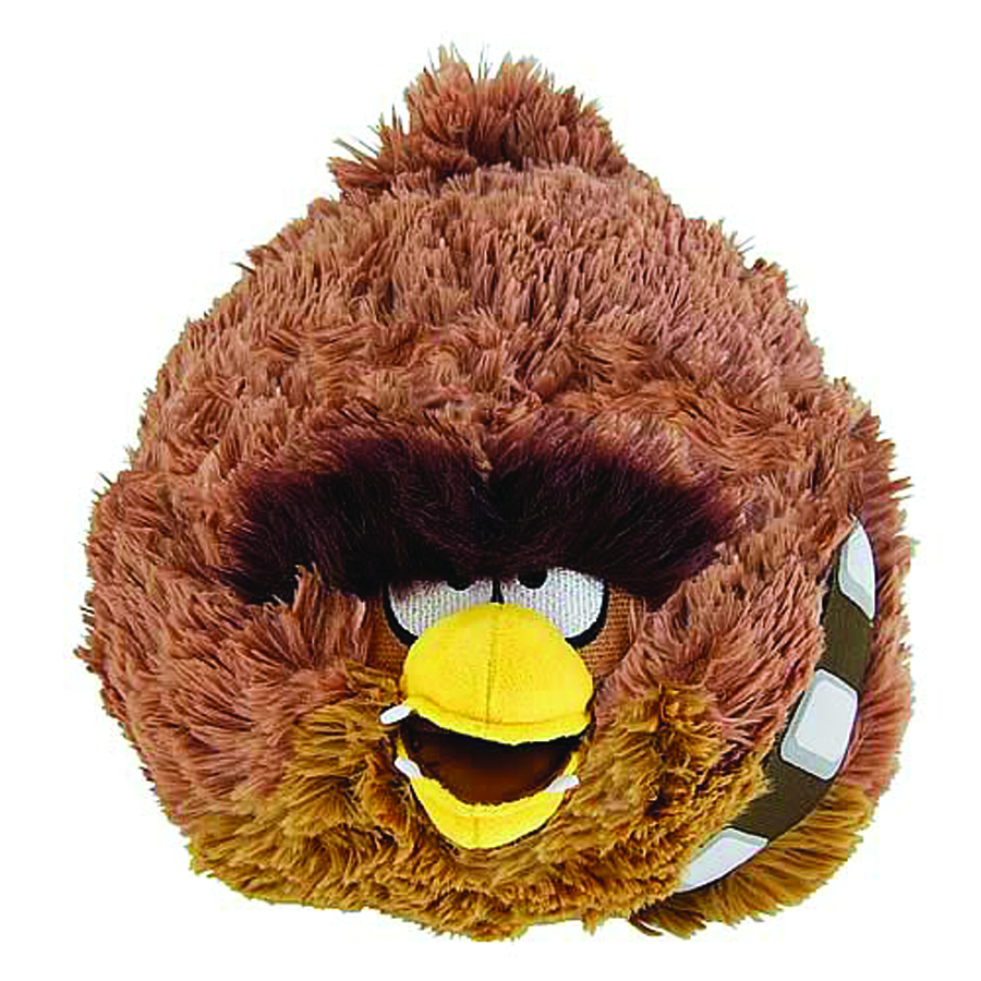 ANGRY BIRDS STAR WARS 5-IN CHEWIE PLUSH CS